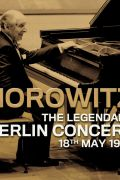The legendary Berlin concert 1986 HOROWITZ