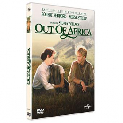 """Out of Africa"" de Sidney Pollack, 1985"
