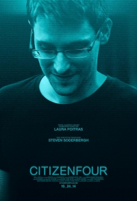 CITIZEN FOUR de Laura Poitras (2015)