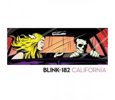CALIFORNIA de Blink 182 (2016)